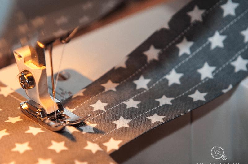 Jak uszyć torbę na zakupy - tutorial