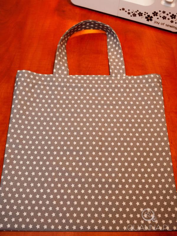 Jak uszyć torbę - gotowe