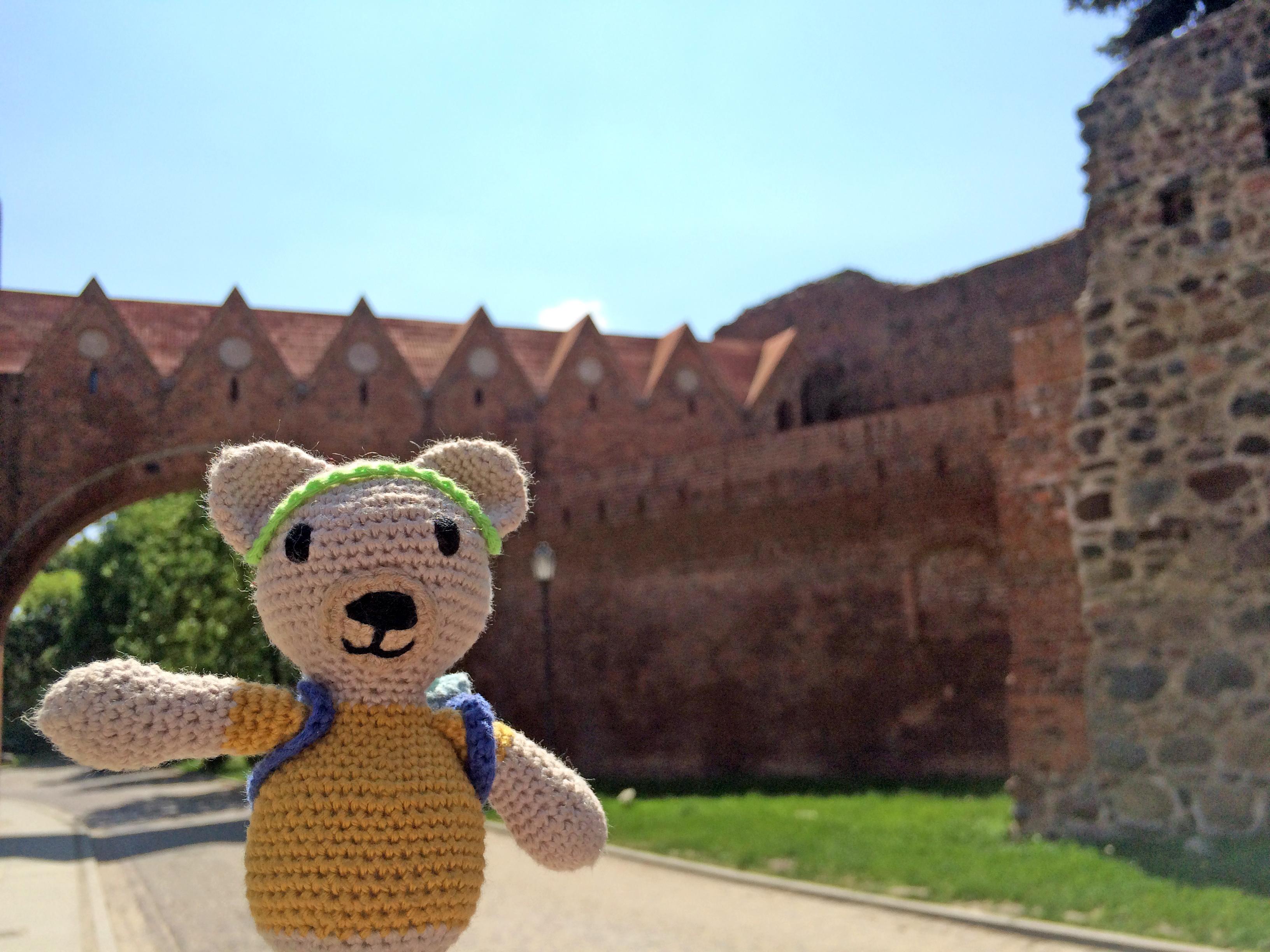 Maurycy i zamek - Toruń