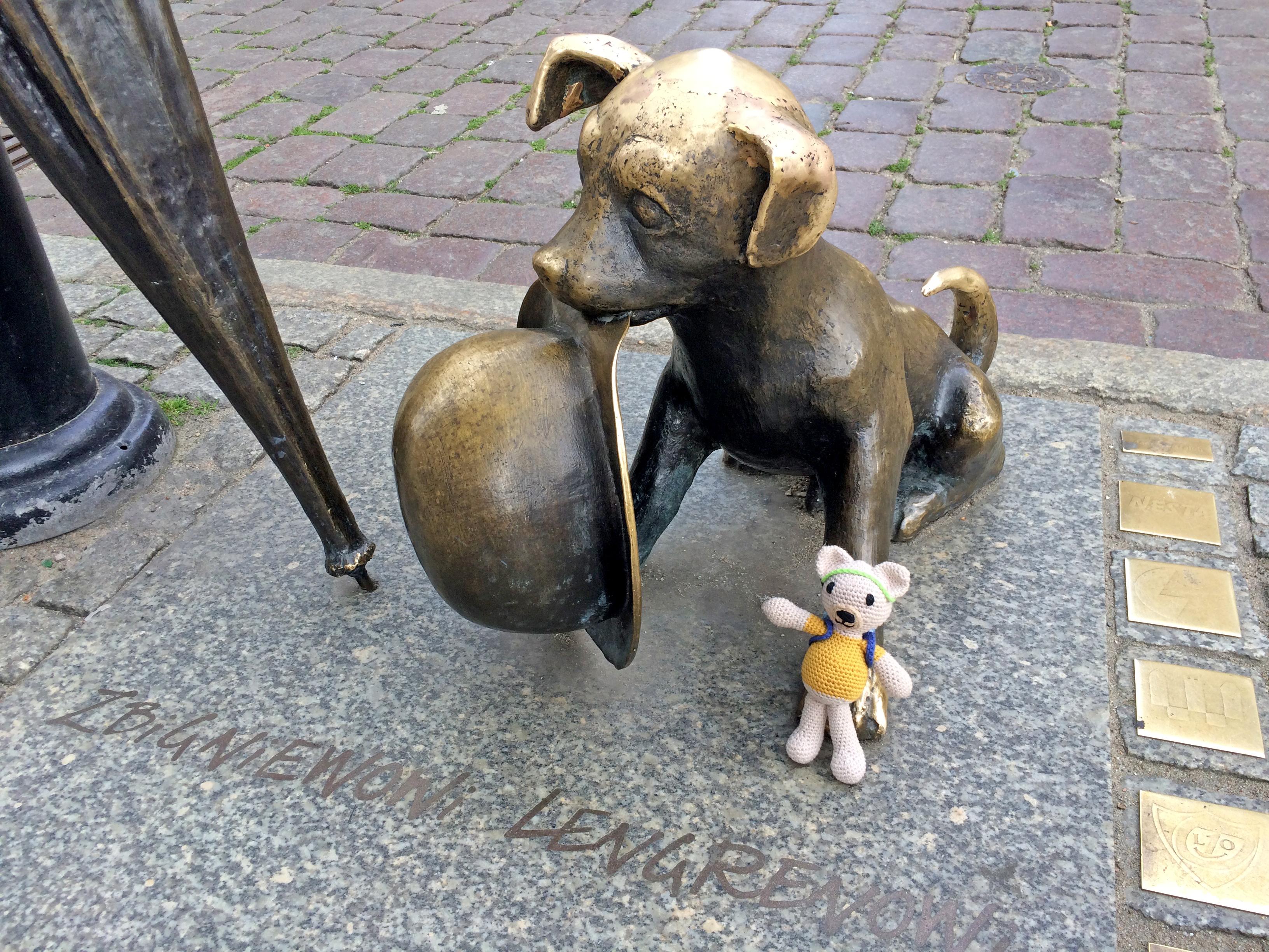 Maurycy i pies FIluś