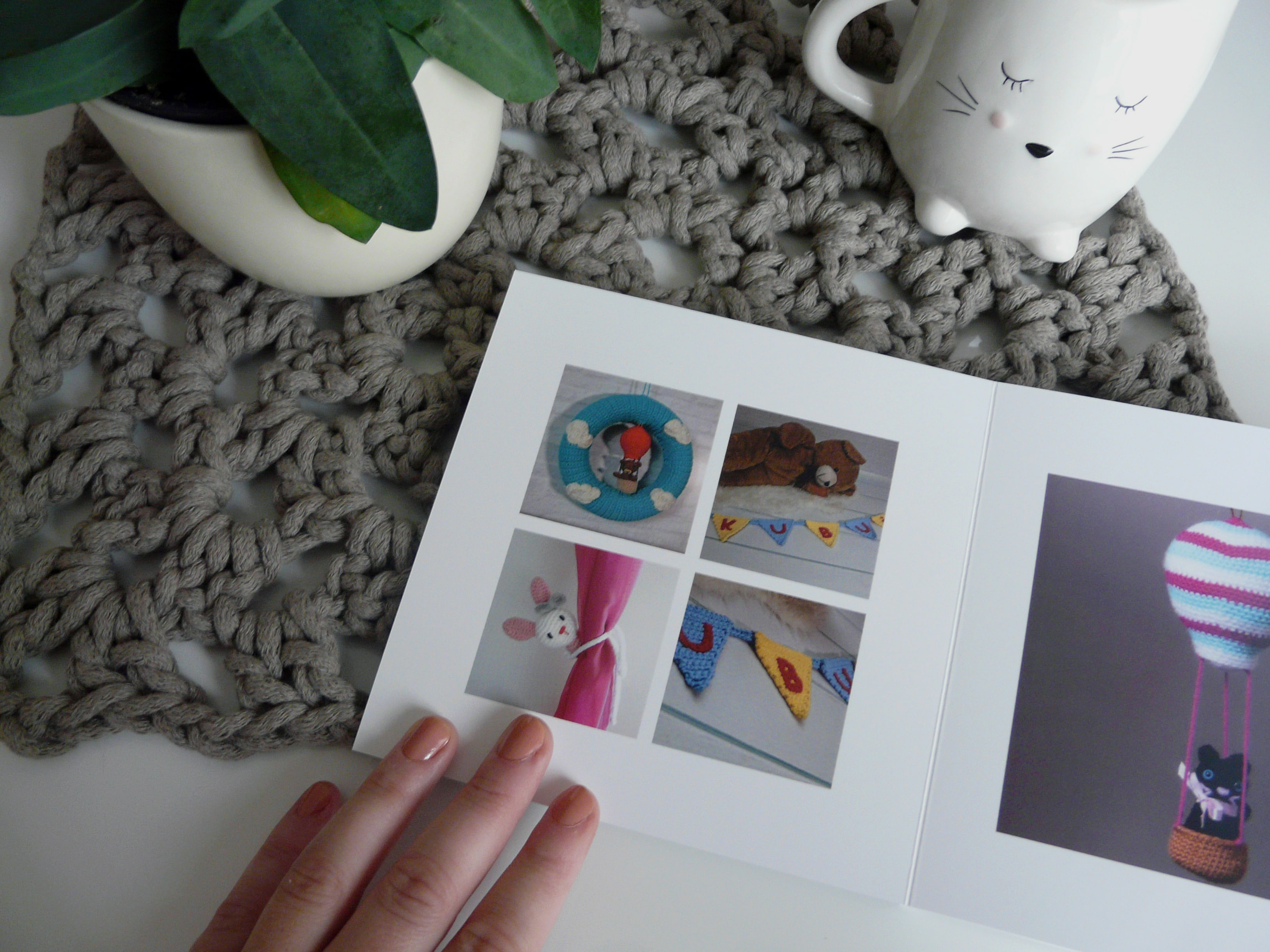 Minibook Printu Katalog produktów