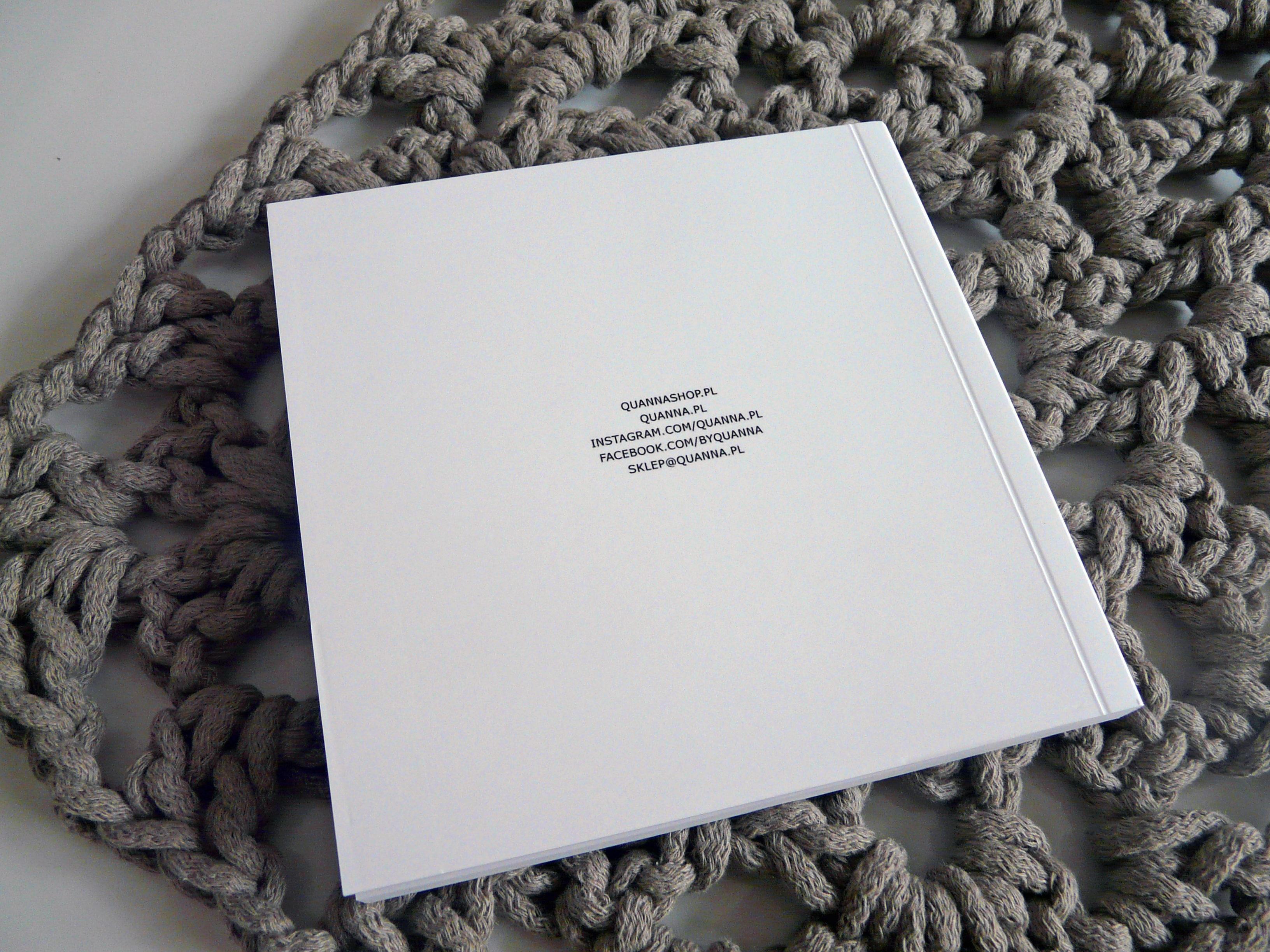 Minibook tył